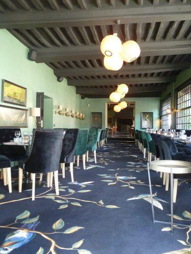 Les maisons de Léa Honfleur Normandie restaurant Tourbillon