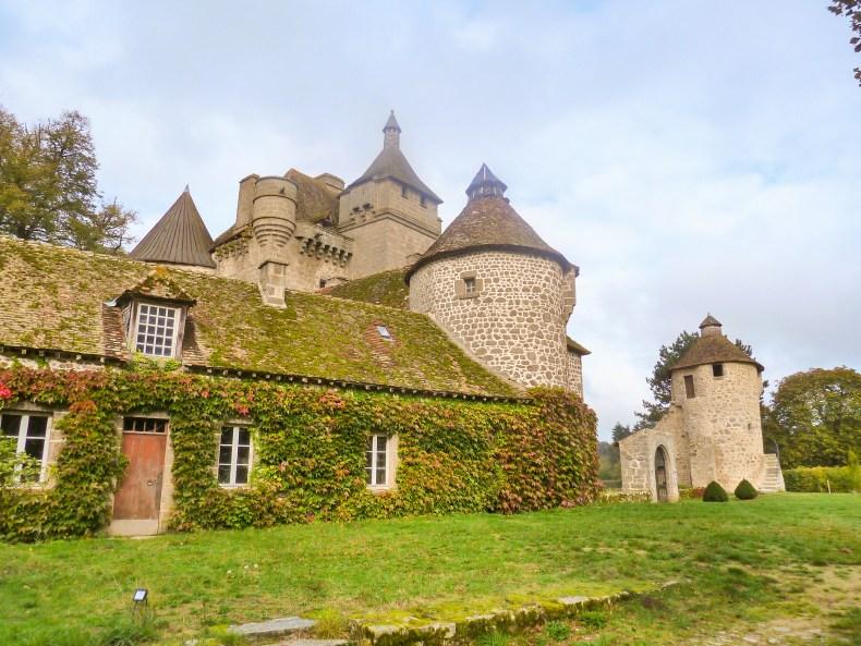 Chateau Villemonteix