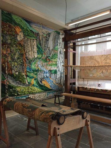 Cité tapisserie aubusson