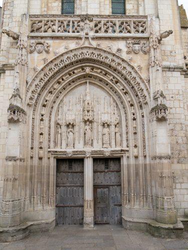 Eglise Sainte-Radegonde Poitiers
