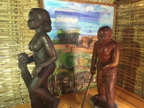 La Savane des esclaves Trois Ilets Martinique