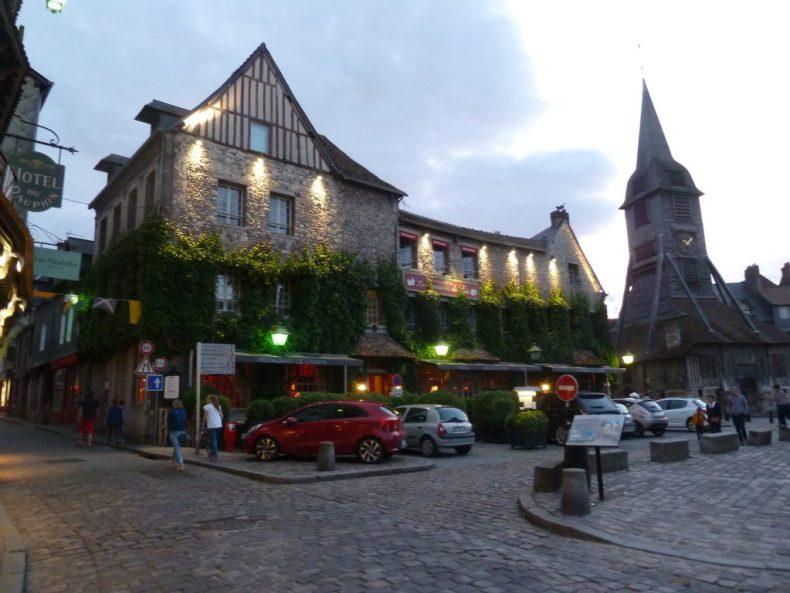 Les maisons de Léa Honfleur Normandie spa hammam Nuxe