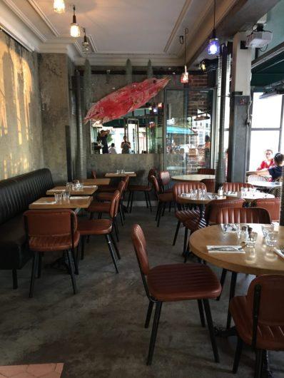 Louis Corner restaurant Paris 10 Bichat