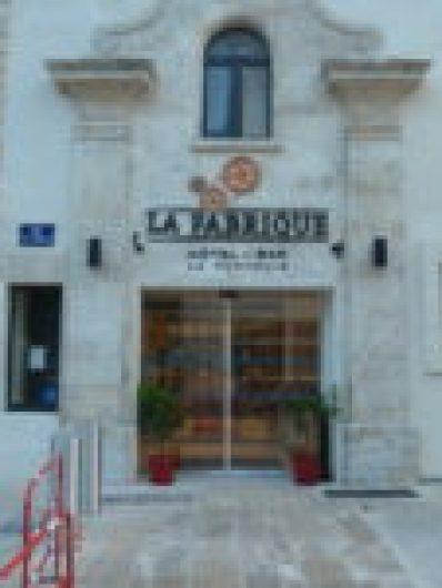 Hotel La Fabrique La Rochelle Charente Maritime