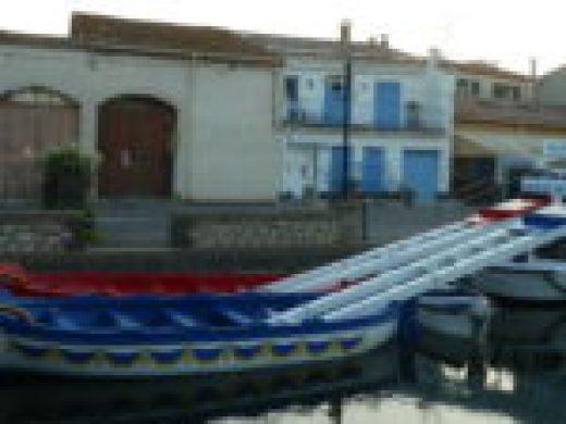 Marseillan étang de thau