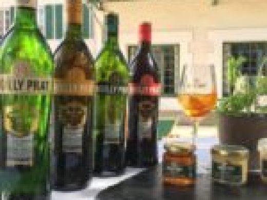 Noilly Prat Marseillan étang de thau martini bacardi vermouth spritz gastronomie