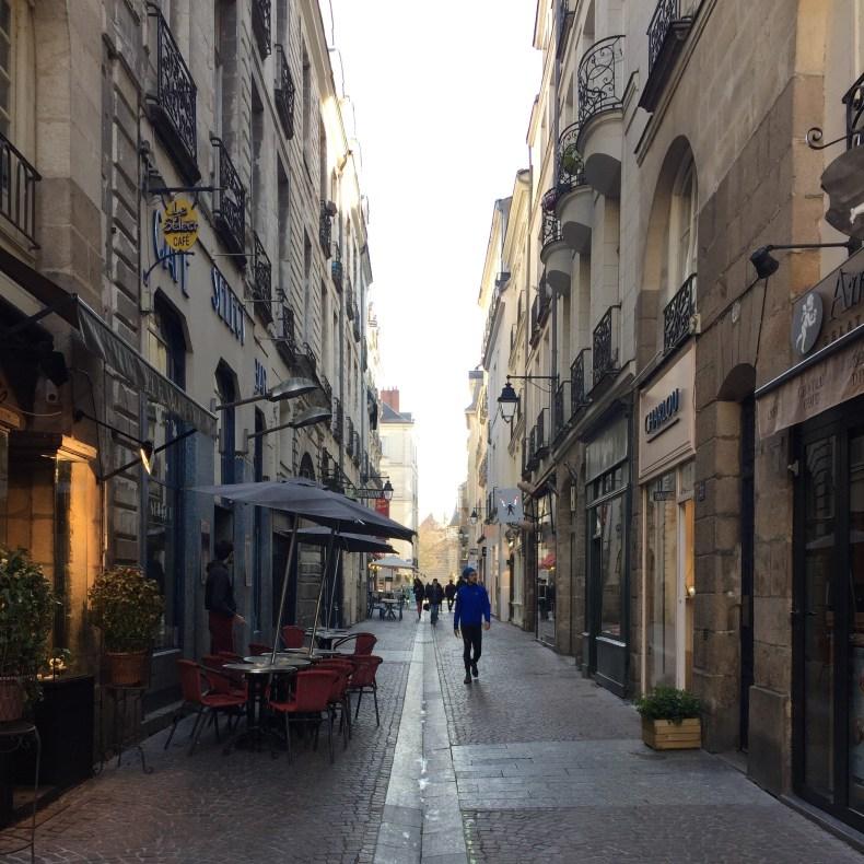 Un week end à Nantes Miss Sego
