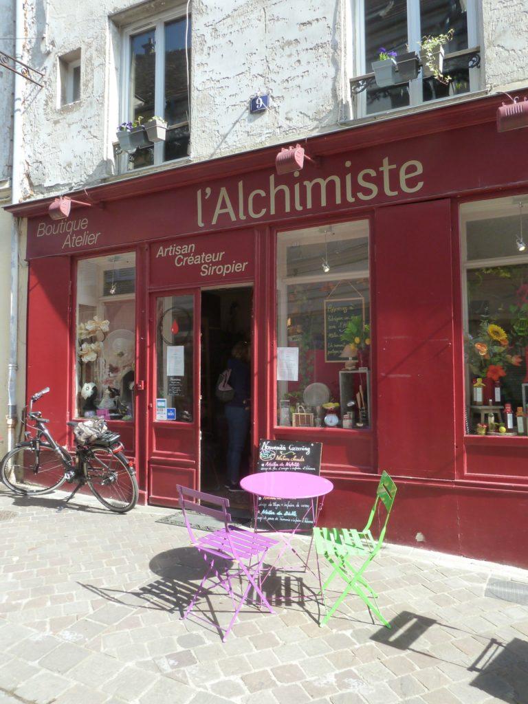 L'alchimiste siropier Chevreuse Yvelines