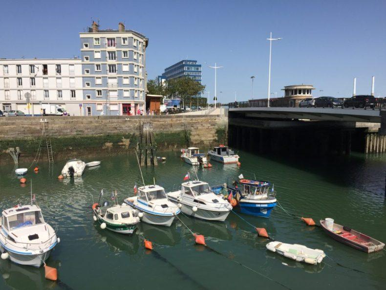port de peche Le Havre