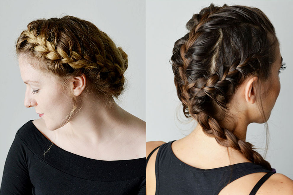 Die 3 Besten Frisuren Fürs Freibad