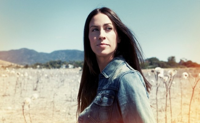 Alanis Morissette At The Centre For Performing Arts In