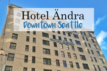 Boutique Hotel Downtown Seattle
