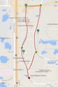Running in Orlando