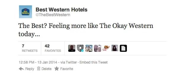 When Brands Write Self-Deprecating Tweets #sadbrandtweets