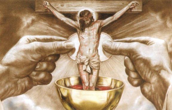la messa senza eucaristia: abominio della desolazione