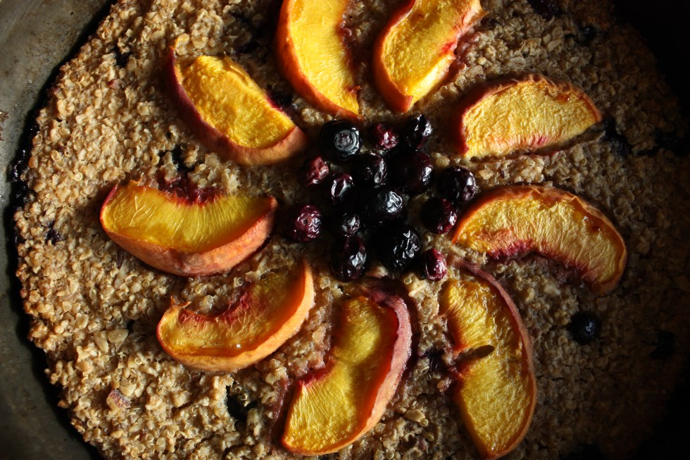 Breakfast Bake with Superfoods