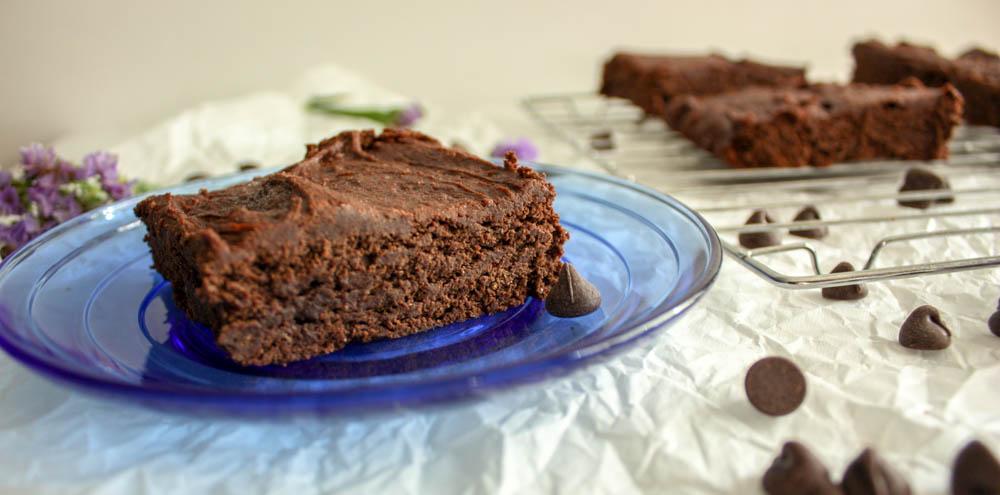 Avocado Brownies
