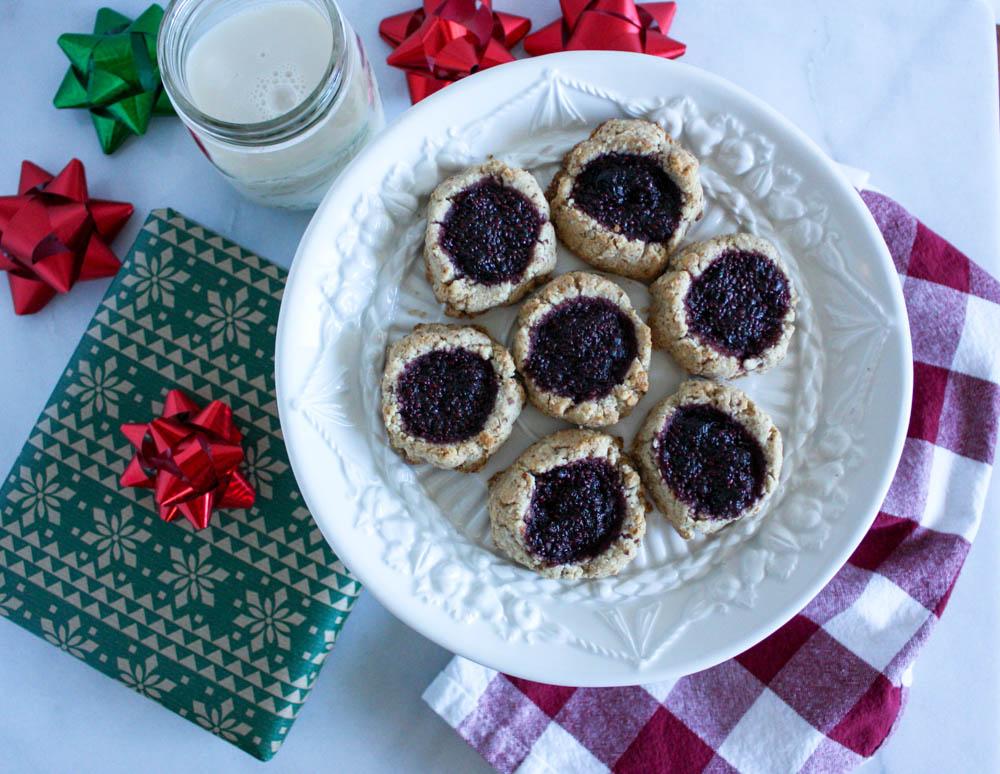 Superfood Cookies For Santa!