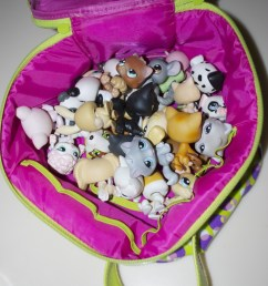 i bought a bag full of littlest pet shop animals at a garage sale a couple of weeks ago for a couple of bucks just for kicks and because i think i  [ 851 x 1280 Pixel ]