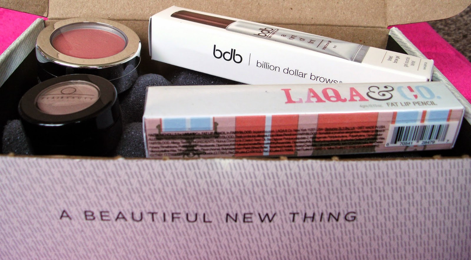 Wantable Subscription Makeup Box March – Review