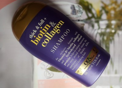 Ogx Thick & Full + Biotin & Collagen Shampoo