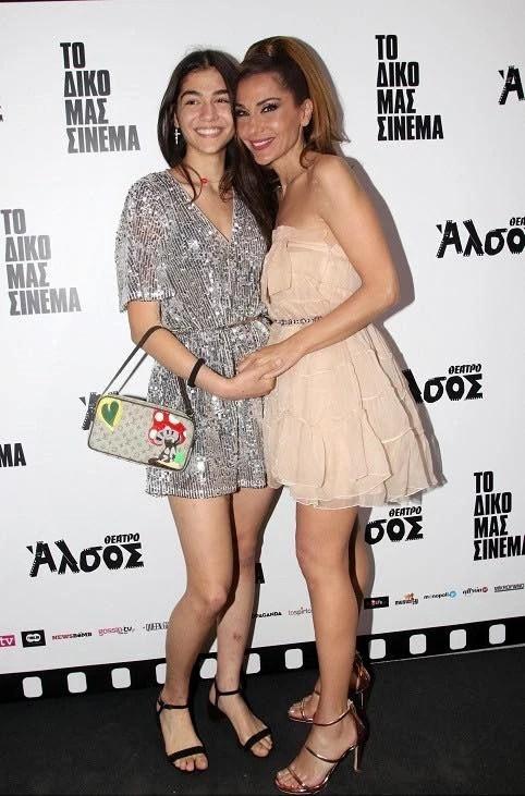 Ελληνίδες μαμάδες με τις κόρες τους | Ποιες μοιάζουν μεταξύ τους και ποιες όχι