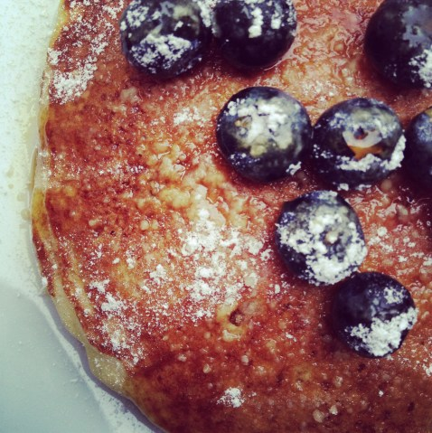 Blueberries pancakes (3)