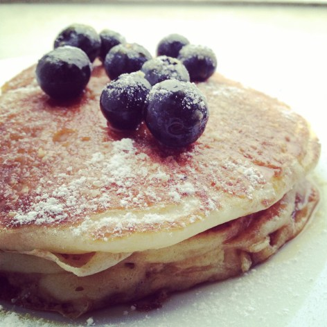Blueberries pancakes (4)