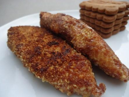 poulet pané au Spéculoos (3)