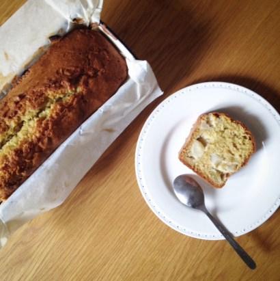 Cake aux pommes (3)