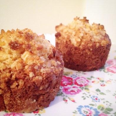 muffins à la pomme (3)