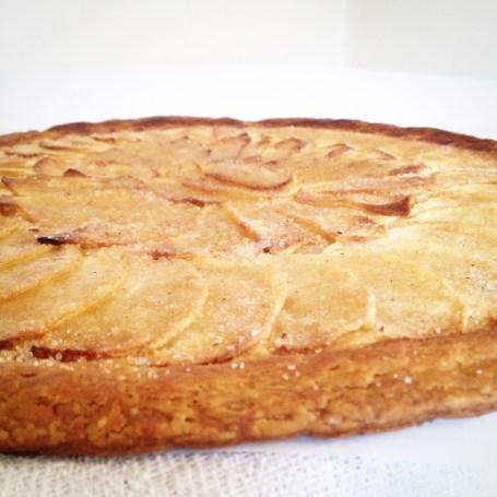 Tarte fine aux pommes (3)