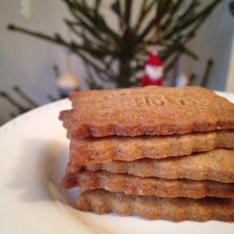 Biscuits de Noêl