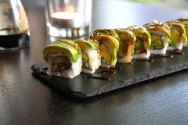 Wo kann man in Bonn lecker Sushi essen gehen? Im Makiman 3 in Beuel