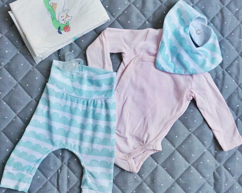 Packliste Wickeltasche für Neugeborenes