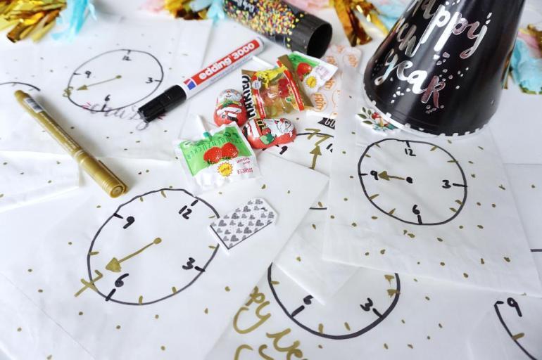 Countdowntüten Silvester