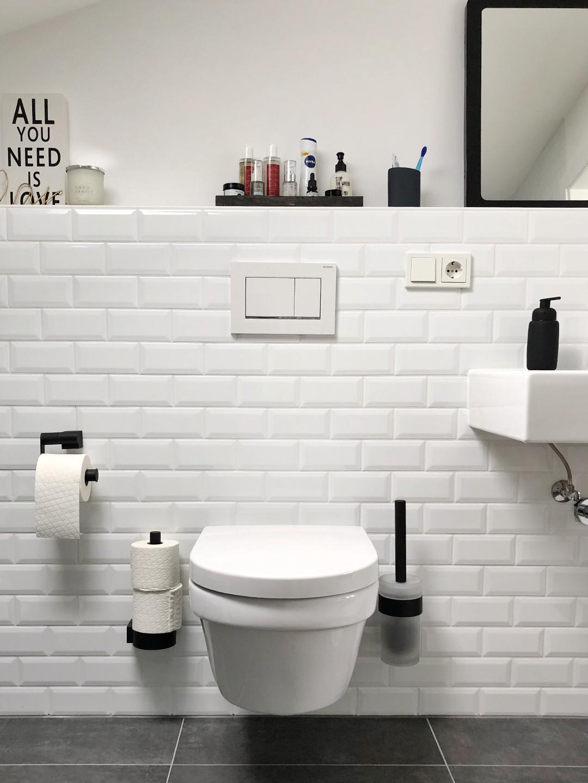 Living// Endlich mit Fenster und endlich fotogen - Unser Badezimmer ...