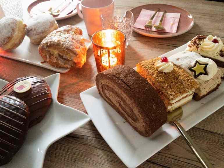 Kuchen vom Bäcker