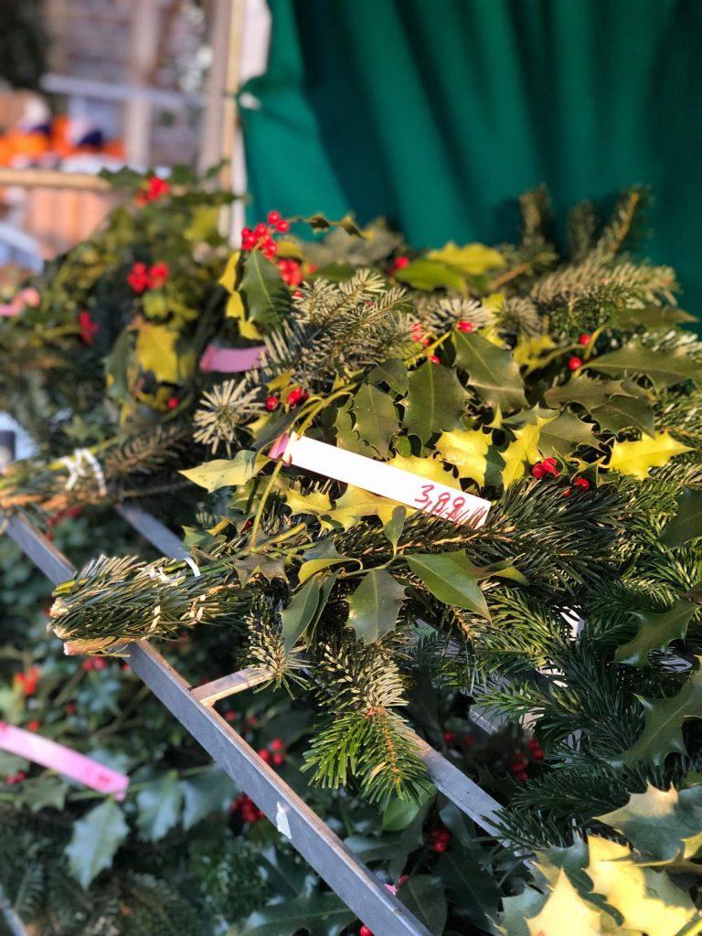 Weihnachtsbaum schlagen Bonn