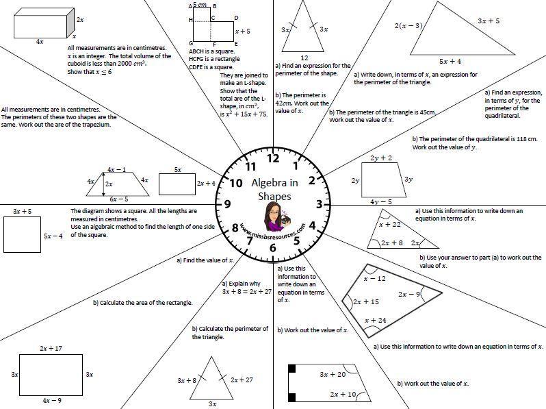 Maths Revision Clocks