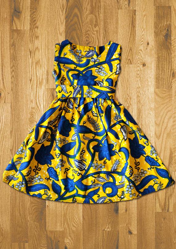 Robe africaine enfant  Photos de robes