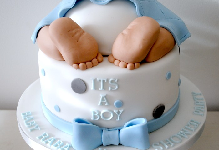 20 Fascinating Cakes That Can Make Any Baby Shower Special