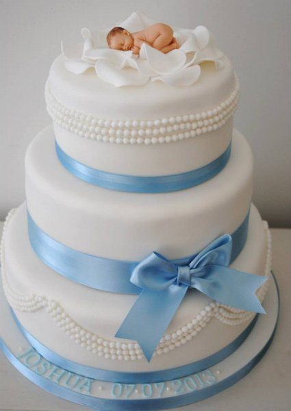 Christening Cakes  Baptism Cakes  Miss Cupcakes