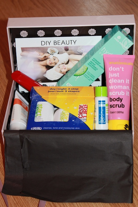 Review: October Glossybox