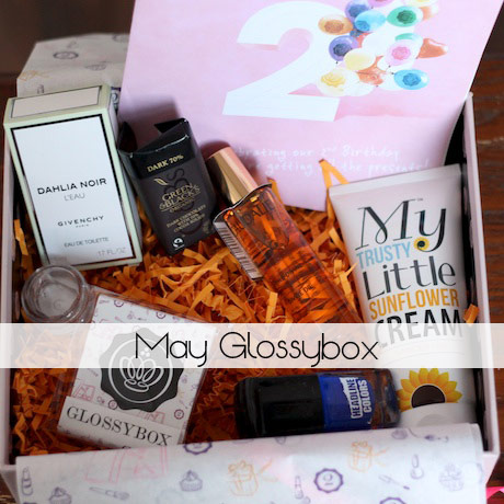 Review: May Glossybox