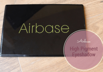 Airbase High Pigment Eyeshadow Pearl