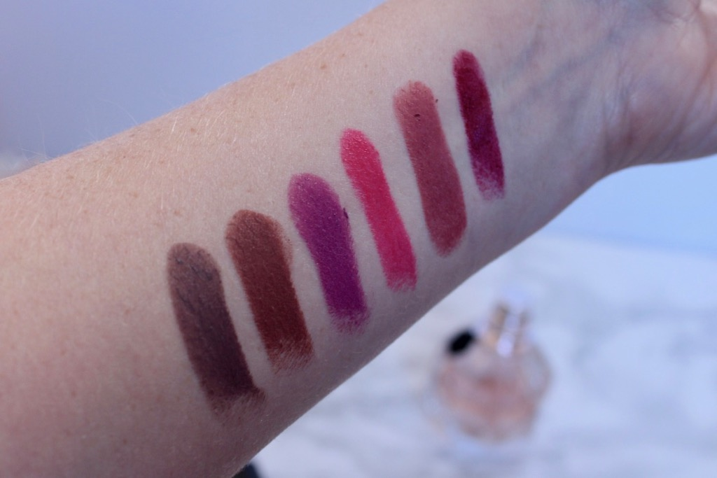 6 favourite lipsticks