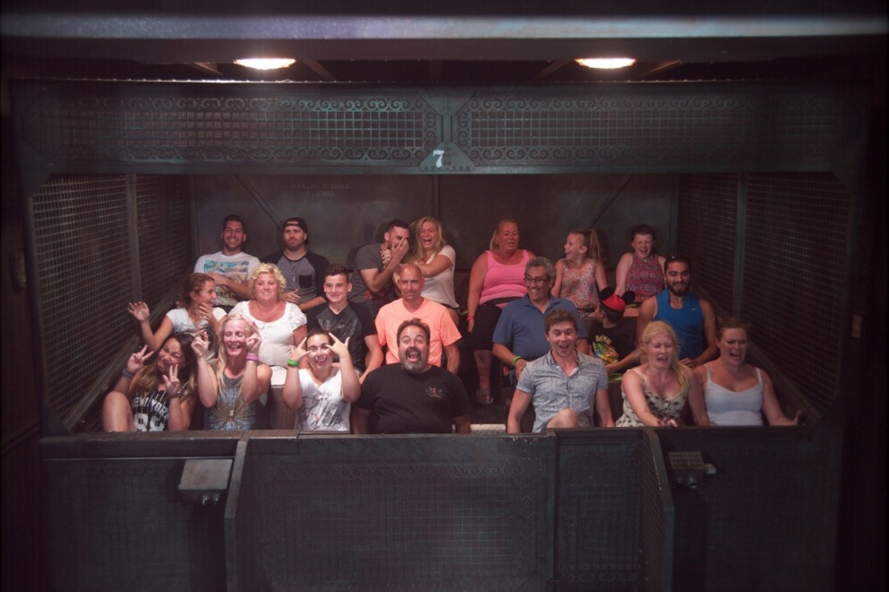 a park in a day: hollywood studios