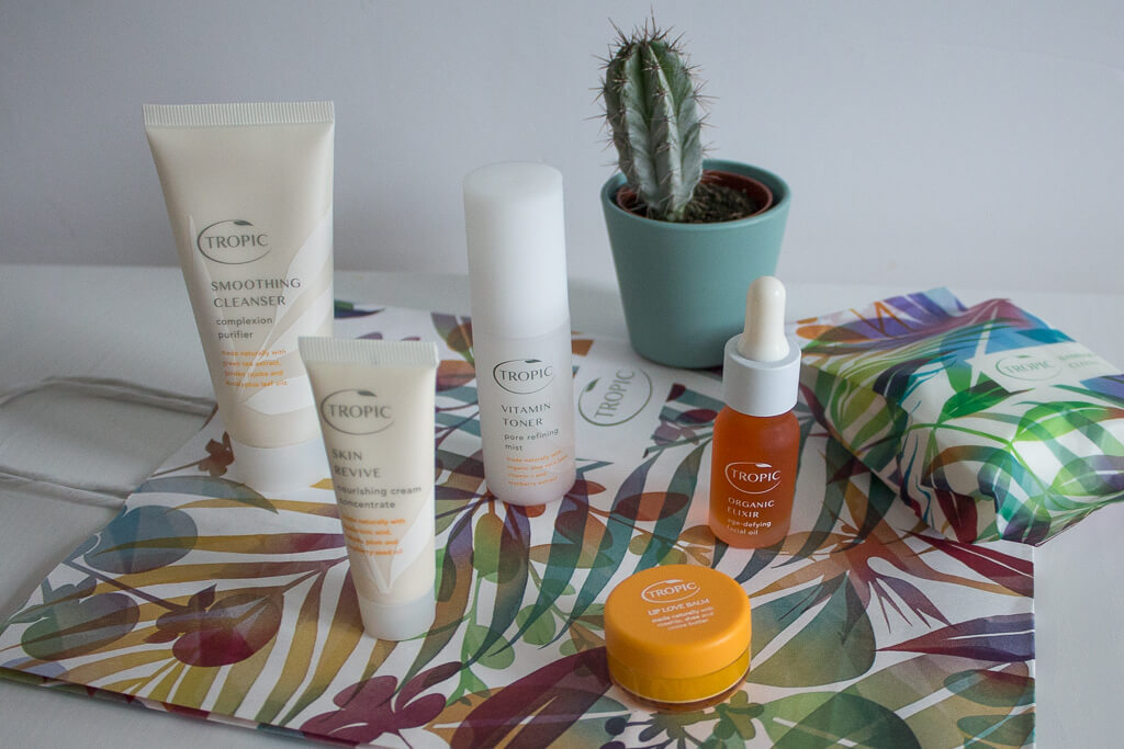 Tropic Skincare Travel Essentials