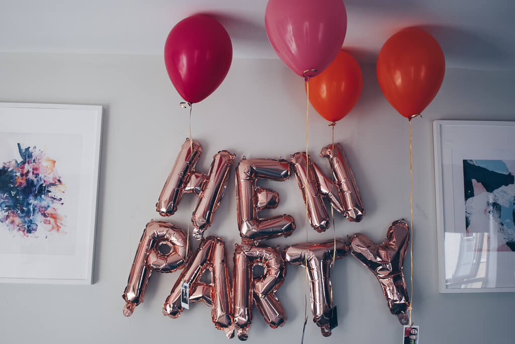 Planning a Hen Party in Manchester